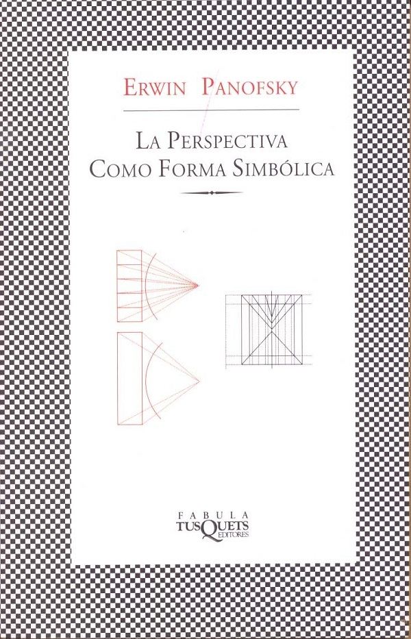 "La perspectiva como ""forma simbólica"""