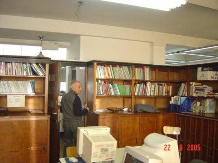Biblioteca virtual de la unr for Biblioteca para oficina